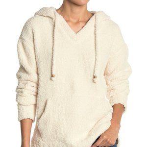 Thread & Supply BNWT Medium teddy sweater hoodie
